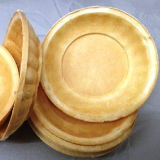 Waffel-Teller 7 cm